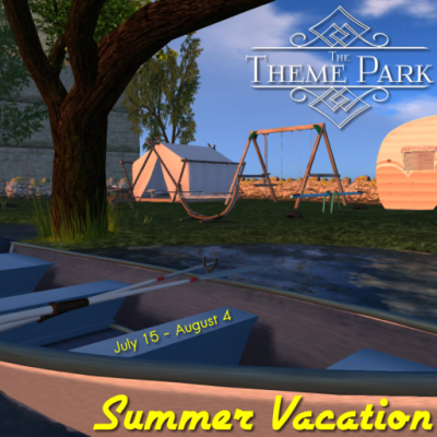 Theme-Park-Summer-Vacation